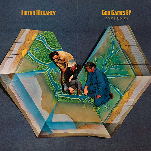 God Games - id|artist|title|duration ### 826|Fintan McKahey|God Games|200710 - Fintan McKahey