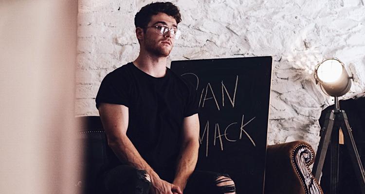 Ryan Mack - Irish music artist