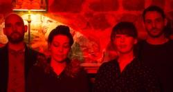October Fires - Irish music artist