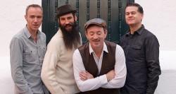 Track Dogs - Irish music artist